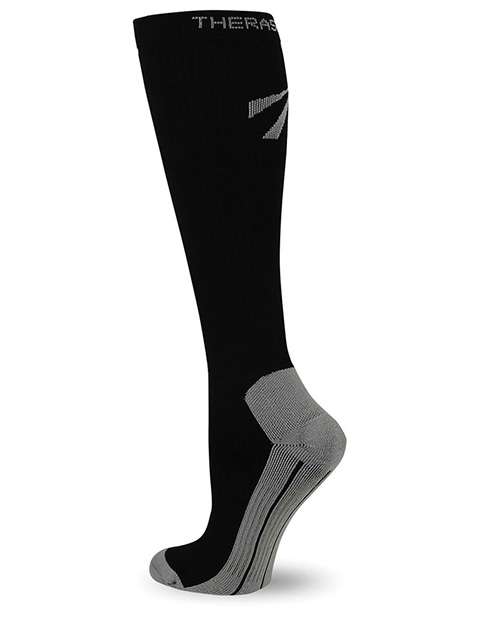 Therafirm Unisex 15-20 mmHg Knee High Recovery Sock