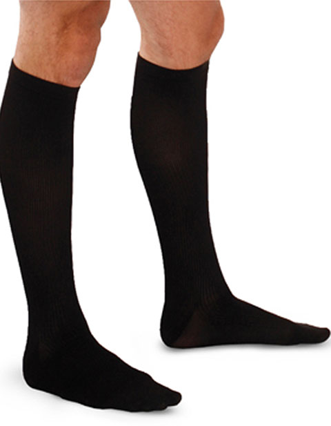 Therafirm Men's 20-30 Mmhg Trouser Sock