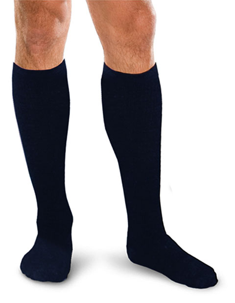 Therafirm Unisex 10-15Hg Light Support Trouser Sock