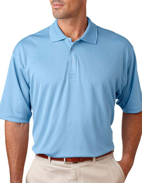 8405 UltraClub® Men's Cool & Dry Mesh Sport Polo