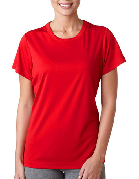 UltraClub Ladies' Cool & Dry Sport Performance Interlock Tee