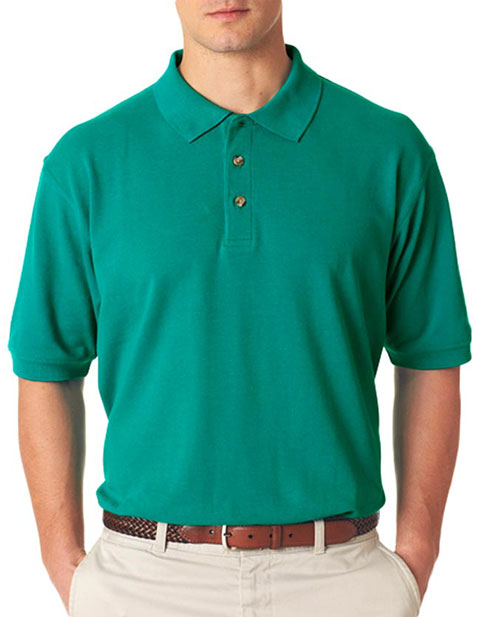 8535 UltraClub® Men's Classic Piqué Polo