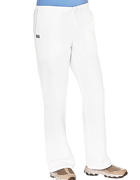 White Swan Fundamentals Ladies Drawstring and Elastic Scrub Pant