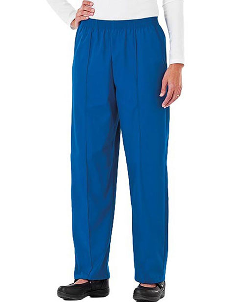 White Swan Fundamentals Petite Pull-On Scrub Pants