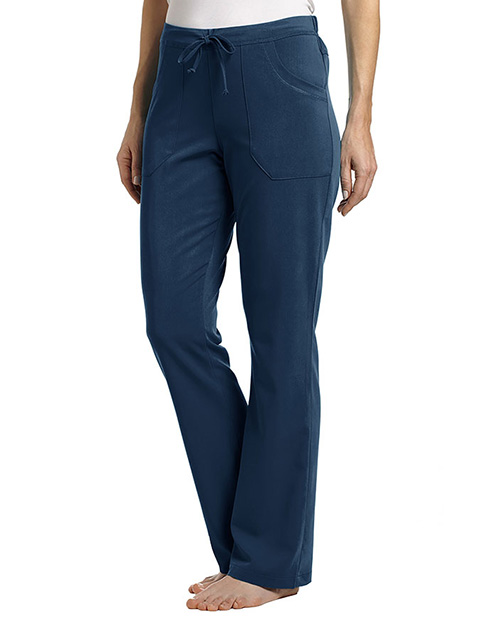 White Cross Marvella Women's Spandex Straight Leg Petite Pant