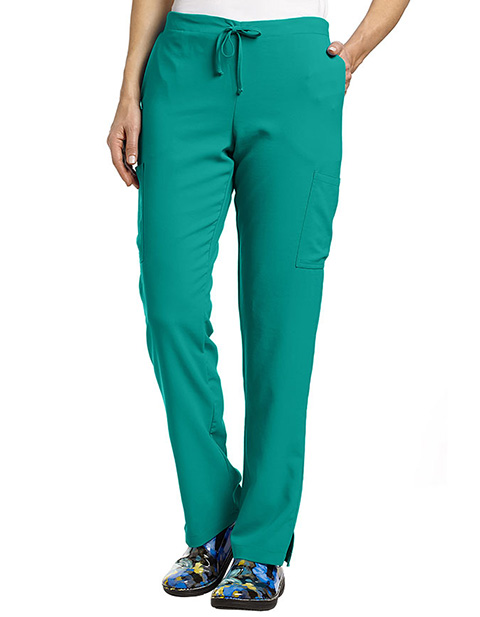 White Cross Oasis Women's Straight Leg Cargo Petite Pant