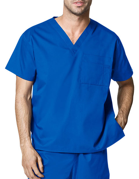 Wink Scrubs Unisex V-Neck Medical Scrub Top