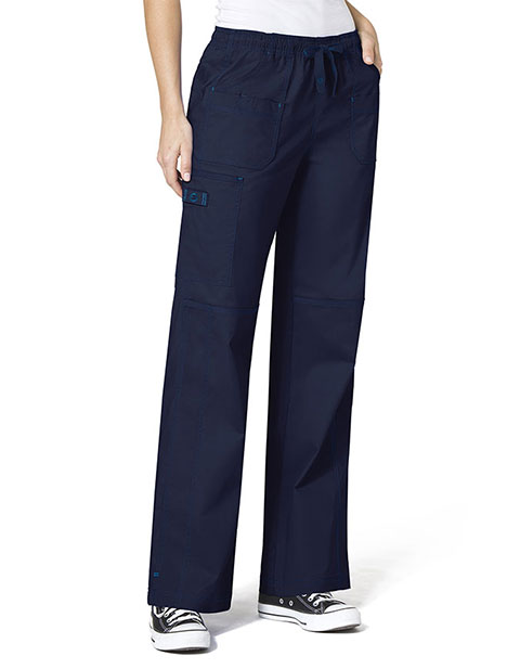 Wink Scrubs WonderFlex Tall Faith Lady Fit Cargo Nurses Scrub Pants