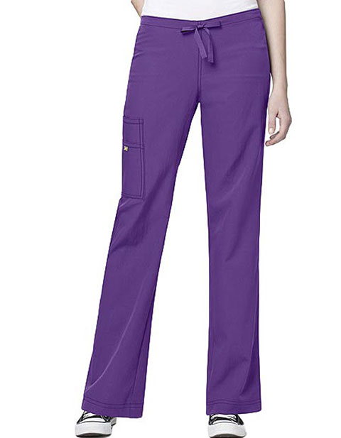 Wink Scrubs Women Cargo Drawstring Nursing Pants