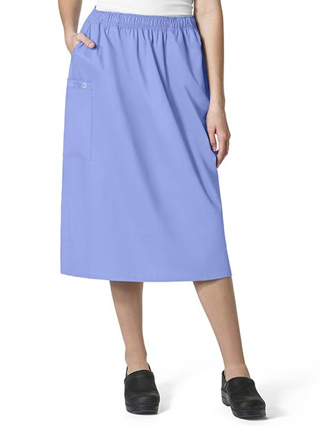 Wonderwink WonderWORK Women's Pull-On Cargo Skirt