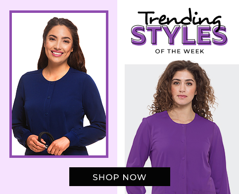 Trending styles of the week