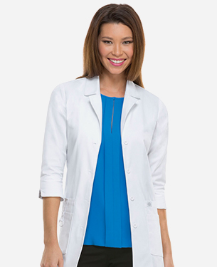 short lab coats