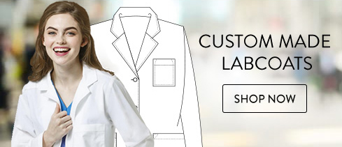 d9becc5372e Buy Lab Coats: Personalization Available | Pulse Uniform