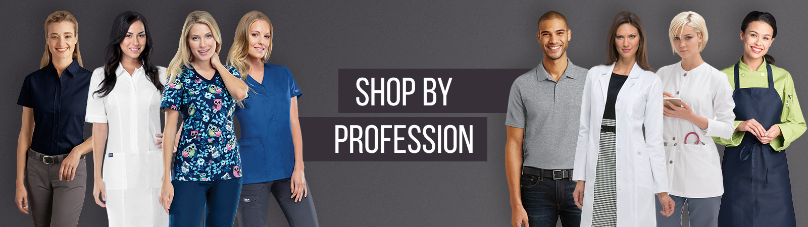 Shop by profession