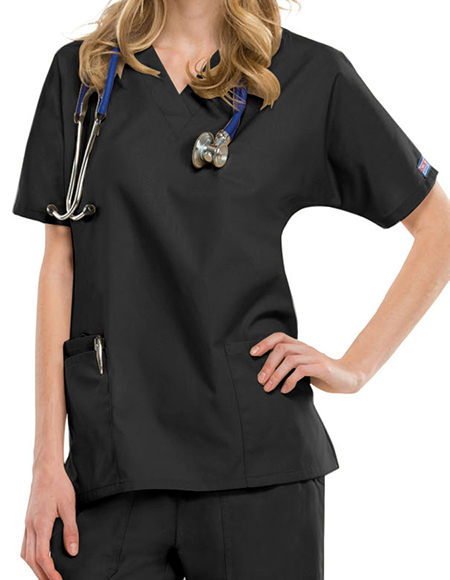 dbf06afe9bd Try our best sellers - Cherokee Nurse Scrub top for Women or the Cherokee  Double Chest Pocket V-Neck Scrub Top for Men