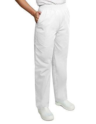 Adar Women Two Pockets Petite Medical Scrub Pants