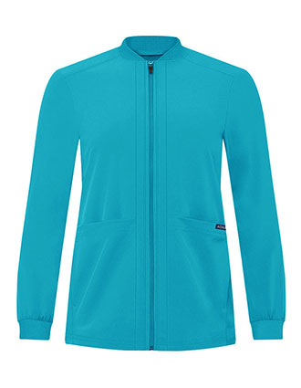 Adar Addition Women's Bomber Zipped Jacket