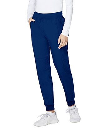 Adar Responsive Women's Quilted Jogger Pant
