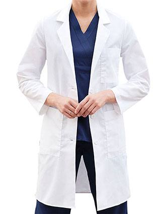 Barco Prima Women 38 inch Five Pocket Medical Lab Coat