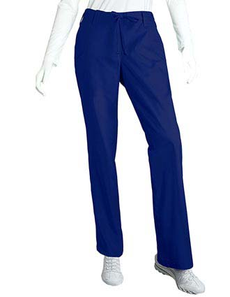 Barco ICU Junior Petite Three Pocket Tie Front Drawstring Scrub Pants