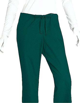 Prestige Tall Poplin Slit Flare Three Pocket Medical Scrub Pants