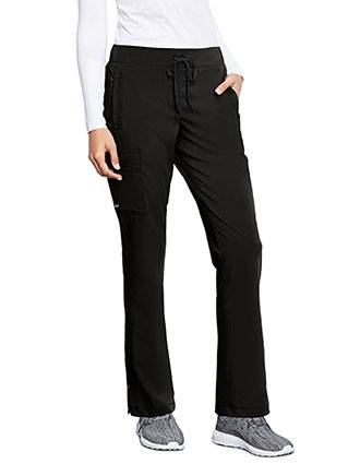 Barco Motion Women's Straight Leg Cargo Scrub Pants