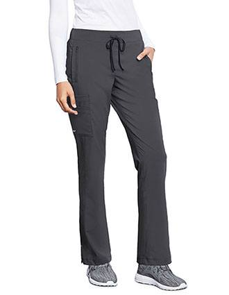 Barco Claire Women's Straight Leg Cargo Scrub Pants