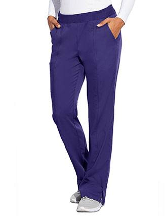 Barco Motion Women's Jill Three Pocket Cargo Rib Waist Scrub Pant