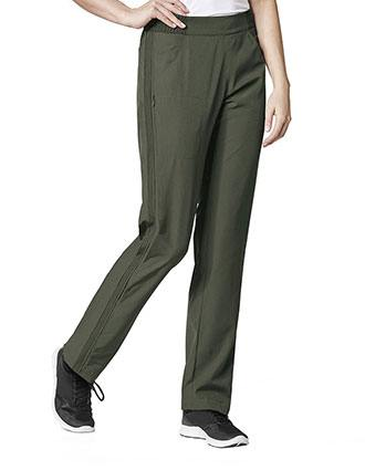 Carhartt Cross-Flex Women's Flat-Front Scrub Pants