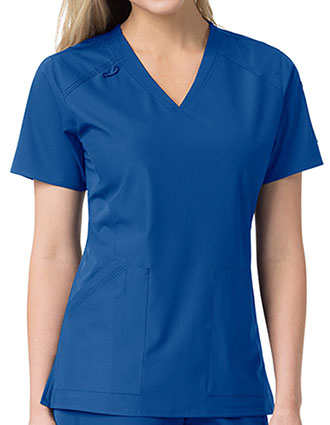 Carhartt Liberty Women's V-Neck Scrub Top