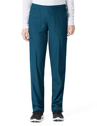 Carhartt Liberty Women's Drawstring Straight Leg Scrub Pants
