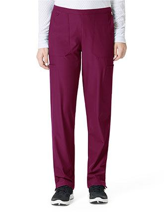Carhartt Liberty Women's Drawstring Straight Leg Petite Scrub Pants