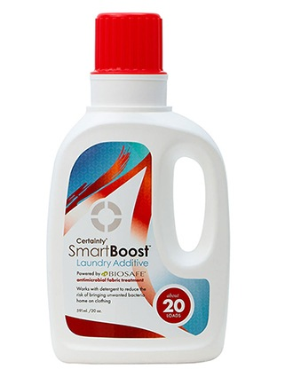 Certainty SmartBoost Bacteria Protection Laundry additive