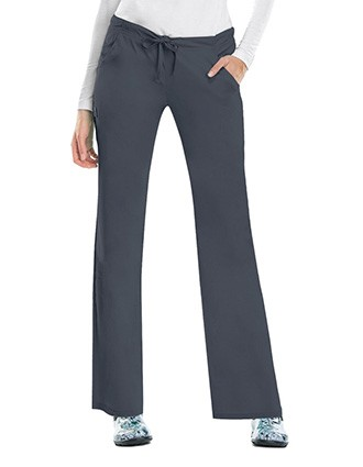 Cherokee Luxe Womens Four Pocket Drawstring Pants