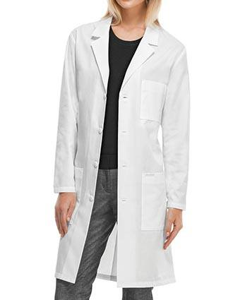 Cherokee's Professional Whites with Certainty 40 Inches Unisex Lab Coat