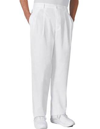 Cherokee Med Man Three Pocket Fly Front Straight Leg Medical Pants
