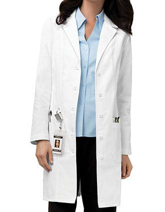 Cherokee Womens 36 Inches Two Pocket Medical Lab Coat