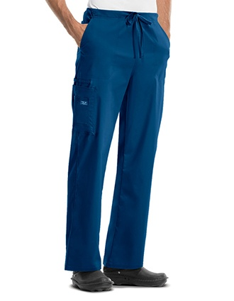 Cherokee Workwear Unisex Multi Pocket Scrub Pants