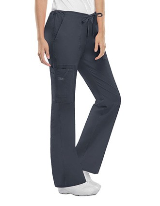 Cherokee Workwear Womens Drawstring Scrub Pants