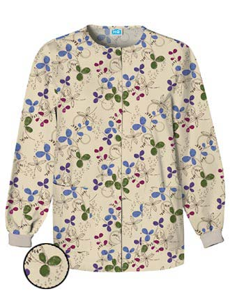 Cherokee HQ Women's Clover Park Medical Warm-Up Scrub Jacket