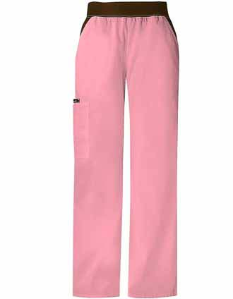 Clearance Sale Women Flexibles Cargo Pocket Nurse Scrub Pants by Cherokee
