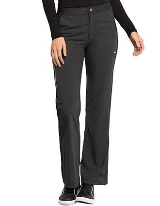 Cherokee Statement Women's Natural Rise Flare Leg Tall Pant