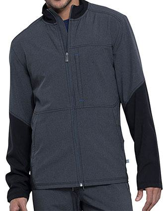 Cherokee Infinity Men's Zip Front Jacket