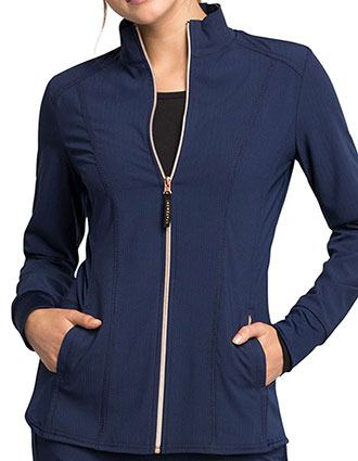Cherokee Statement Women's Zip Front Jacket