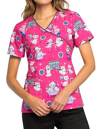 99f18331aa1065 Cherokee Print Scrubs - Fashionable, Druable & Stylish | PulseUniform