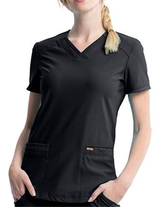 Cherokee Women's V-neck scrub top