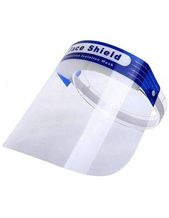 Cherokee PPE Bag of 10 Transparent Face Shield