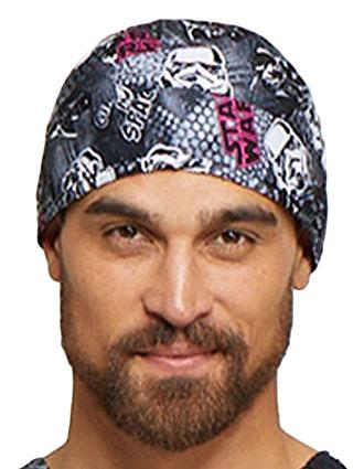Tooniforms Unisex Gimme My Space Printed Scrub Hat