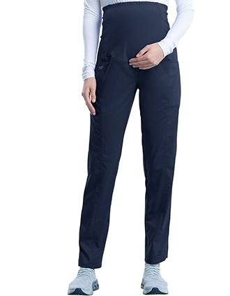 Cherokee Workwear Revolution Women's Slim Fit Maternity Pant