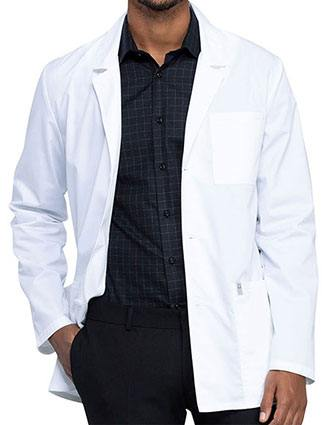 Cherokee Workwear Revolution Tech Men's 32 Inches Lab Coat